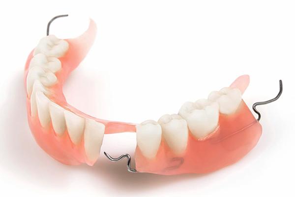 超声波洗假牙