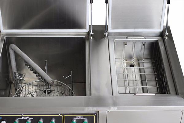 喷淋式超声波清洗机