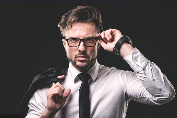 超声波洗眼镜