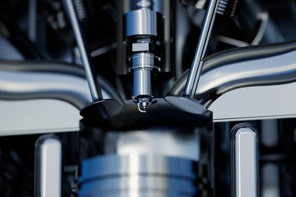 发动机曲轴清洗