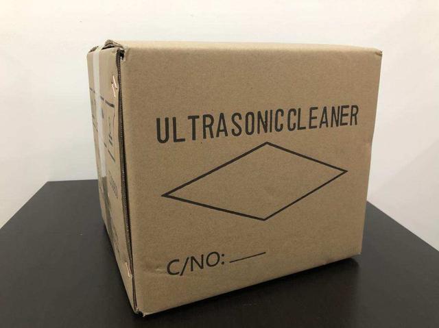 超声波清洗机开箱评测